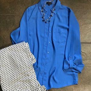Limited blouse size medium